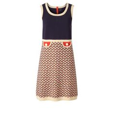 Milano cotton dress by Orla Kiely