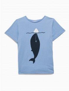 T-shirt imprimé enfant
