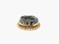 Do Brasil bracelets stack: http://aureliebidermann.com/en/117-do-brasil-stack