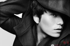 Chen Kun Photoshoot For Concert