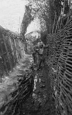 trincea italiana prima guerra mondiale