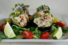 PALEO AVOCADO CHICKEN SALAD RECIPE - Paleo Recipes