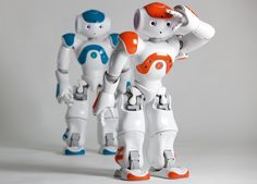 The NAO Robot Helps to Teach Children with Autism Robot Humanoïde, Smart Robot, Autistic Children, Children With Autism, Robot Pepper, Troubles Autistiques, Real Robots, Robots Robots, Robotics Engineering
