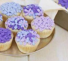 Lilac Cake Tutorial