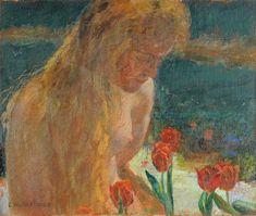 Carl Wilhelmson (Swedish, 1866 - 1928) , UndineDating ca 1899, Oil on canvas