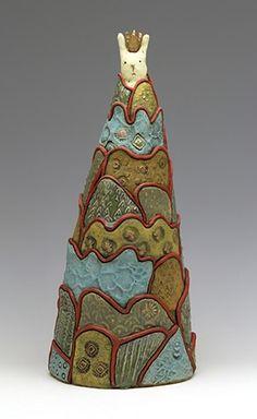 Dominion by Sara Swink saraswink.com Clay Figures, Ceramic Figures, Hare, My Images, Bunny, Pottery, Joy, Sculpture, Ceramics
