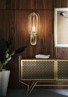 The Most Amazing Wall Lamps That Will Be Conversation Starters | Living Room Inspiration. Modern Sofas. #modernsofas #walllamps #walllamp Read more: http://modernsofas.eu/2016/08/24/amazing-wall-lamps-conversation-starters/