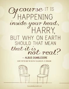 One of my favorite HP quotes!