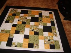 just take five quilt pattern   Thread: help with scardy cat fabric