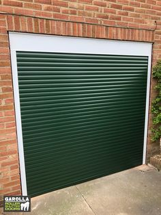 Whether you're wanting Green or Grey Garage Doors, you can see all our Garage Doors online at Garolla. Click the link below to find your new Roller Shutter.  #garage #garagedoor #garagedoors #garageinspiration #newgarage #newgaragedoors #garagedoorsmakeover #garagedoorcurbappeal