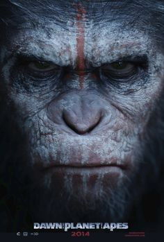 Dawn Of The Planet Of The Apes Posters | SFX