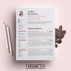 Social Media Manager Resumes Best Of social Media Resume Template Cv by On Cover Letter Template, Cv Template, Letter Templates, Resume Templates, Resume Pdf, Templates Free, Cv Design, Resume Design, Graphic Design