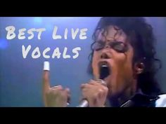 BEST LIVE VOCALS - Michael Jackson - Part 5 - YouTube