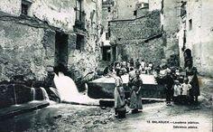 Rentadores automàtiques. 1930. Balaguer,. Catalunya. Espanya.