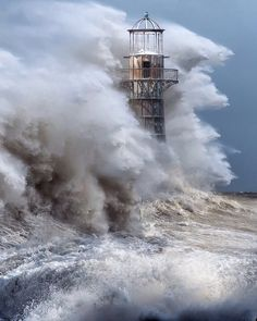 Whiteford Point Lighthouse, Wales