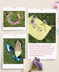 #ClippedOnIssuu from Spring Trends 2016