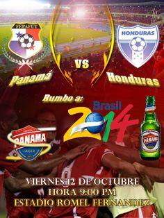 Enviado por Osvaldo Lopez (Concurso por entradas para el partido de Panamá vs Honduras)