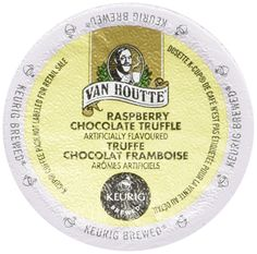 24 Count - Van Houtte Raspberry Chocolate Truffle Coffee Cup For Keurig K-Cup Brewers ** More infor at the link of image  : K Cups