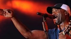 Darius Rucker---I enjoy his music