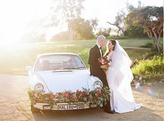 Classic Malibu Wedding at the Adamson House by Matoli Keely Photography