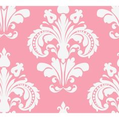 Removable peel and stick Devine Color Chantilly Wallpaper