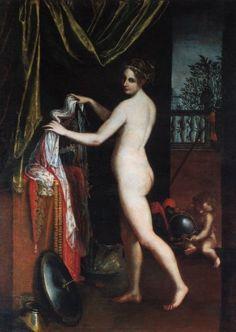 Academy art naked women