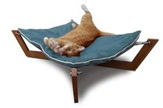 Cat hammock - need to make this!