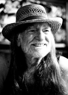 Willie Nelson. men