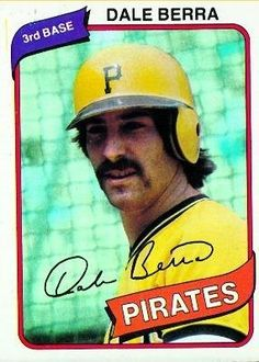 1980 Topps #292 Dale Berra - Pittsburgh Pirates (Baseball Cards) by Topps. $0.88. 1980 Topps #292 Dale Berra - Pittsburgh Pirates (Baseball Cards)