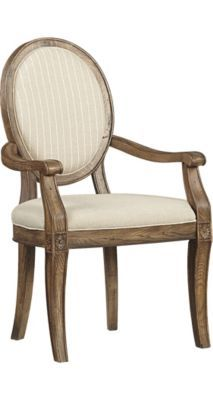 Dining Rooms, Avondale Oval Back Armchair, Dining Rooms | Havertys Furniture