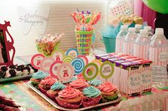 My favorite place for party printables