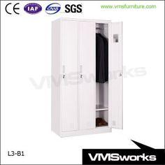 China Metal Industrial Storage Garment 3 Door Gym Locker, Steel Locker  Cabinet, Metal Gym Lockers, Garment Lockers, Industrial Storage Lockers,  Metu2026