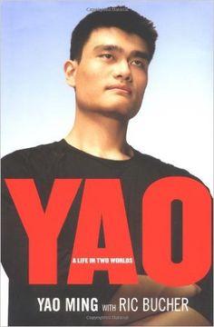 Este libro está escrito en el idioma chino. El libro es un autobiografía de Yao un jugador del baloncesto. El libro lo usaría con un estudiante que llegara de China y le gusta el deporte baloncesto. Este libro contiene fotografías reales del jugador.