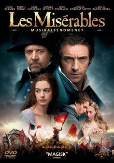 Musikal från 2012 av Tom Hooper med Russell Crowe och Anne Hathaway.