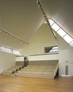 Brighton College Music School by Eric Parry Architects for Brighton College, winning RIBA South East Award 2017 Brighton College, Music School, Higher Education, Competition, Architecture, Buildings, Design, Home Decor, Arquitetura