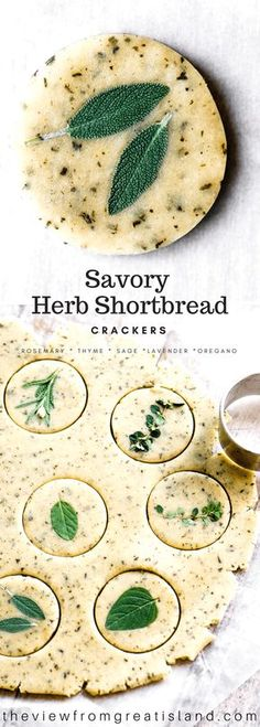 out these buttery savory herb shortbread crackers at the cocktail hour for a., Set out these buttery savory herb shortbread crackers at the cocktail hour for a., Set out these buttery savory herb shortbread crackers at the cocktail hour for a. Savory Herb, Elegant Appetizers, Shortbread Recipes, Icing Recipes, Shortbread Cookies, Pudding Recipes, Cooking Recipes, Healthy Recipes, Snacks Recipes