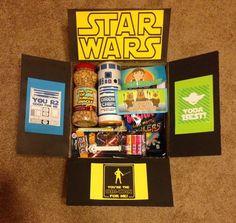 Star Wars Care Package #starwarscarepackage #nerdcarepackage