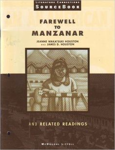 Farewell to Manzanar: And Related Readings  http://library.sjeccd.edu/record=b1157597