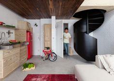 Groots wonen op 36 vierkante meter   | roomed.nl