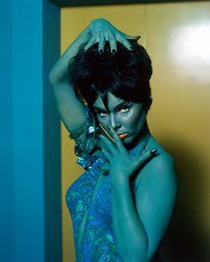 Pictures & Photos of Yvonne Craig - IMDb--Star Trek (1966)