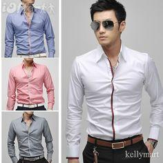 Camisas Elegantes para un Hombre - Para Más Información Ingresa en: http://hombreselegantes.com/camisas-elegantes-para-un-hombre/