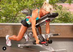 Sculpt Your Rear Delts - Oxygen Women's Fitness - Oxygen Women's Fitness