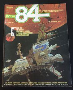 Zona 84 número 1 - Comprar en Comic Manía