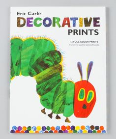 Love this Eric Carle Decorative Print Set by The World of Eric Carle on #zulily! #zulilyfinds