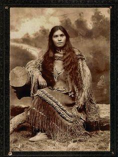 Elsie Vance Chestuen - Chiricahua Apache