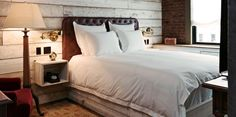 SOHO HOUSE NEW YORK | A Hotel & Members' Club in Manhattan's Meatpacking District. By Hotelied.