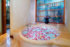 Magical bath! All you need now is a good book to go with it!