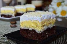 Romanian Desserts, Romanian Food, Good Food, Yummy Food, Cloud Bread, Something Sweet, Diy Food, Cupcake Cakes, Dessert Recipes