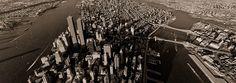 New York. Remembering 9/11 • 360 Degree Aerial Panorama