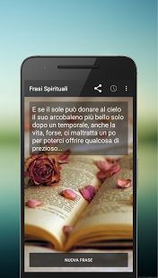 Frasi Spirituali- miniatura screenshot